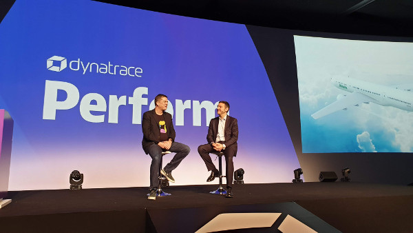 CTO Alitalia Dynatrace Perform Summit
