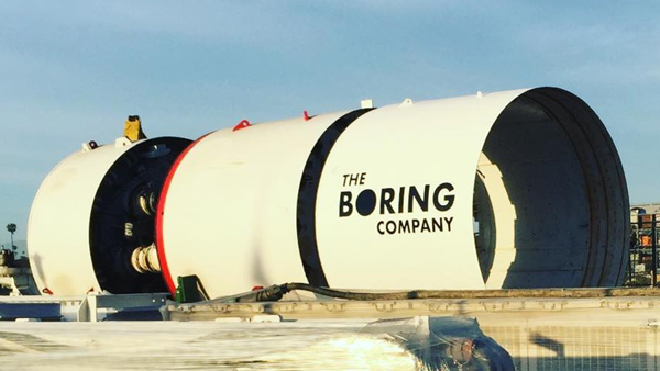Elon Musk conferma: Hyperloop da NY a Washington