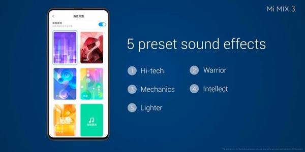 Xiaomi Mi Mix 3 è ufficiale: 5G, niente notch e fotocamera scorrevole