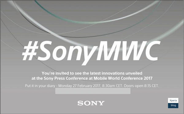 5 smartphone in uscita al MWC 2017 — Sony Xperia