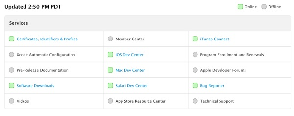 iOS 7 Beta 4 Developer Portal Up
