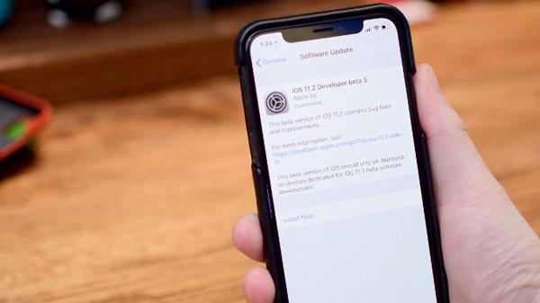 Apple rilascia iOS 11.2 per tutti