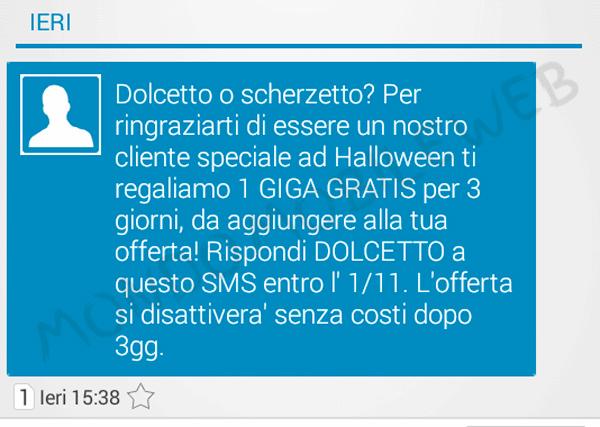 Promozione Wind per Halloween: così otterrete 1 GB gratis