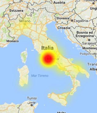 3 Italia down