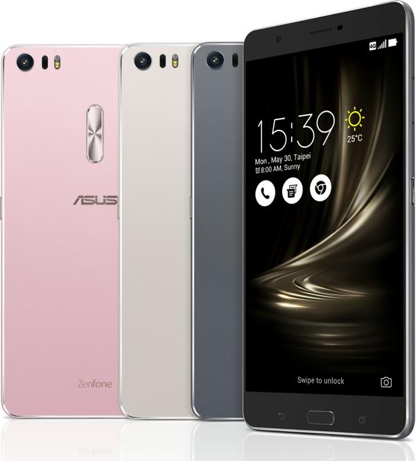 Asus presenta tre ZenPhone 3, tutti i dettagli