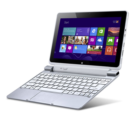 Acer Aspire S7 Iconia W700 E W510 Con Windows 8 Prezzi E