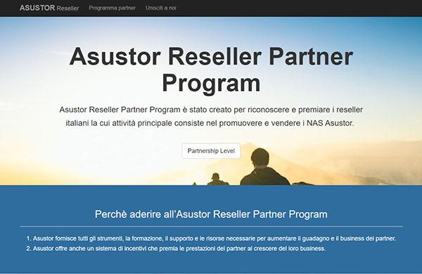Asustor Reseller Program