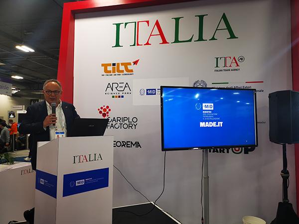 CES 2020 Carlo Ferro ITA