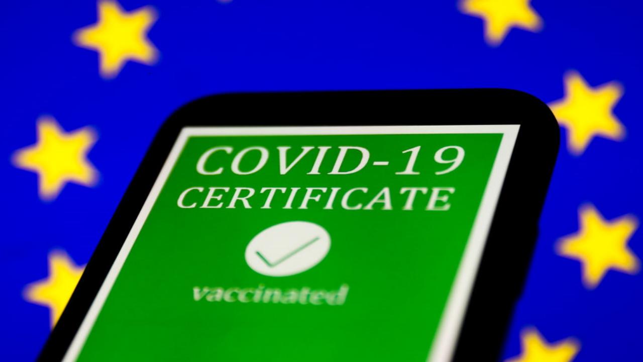 certificato digitale Covid