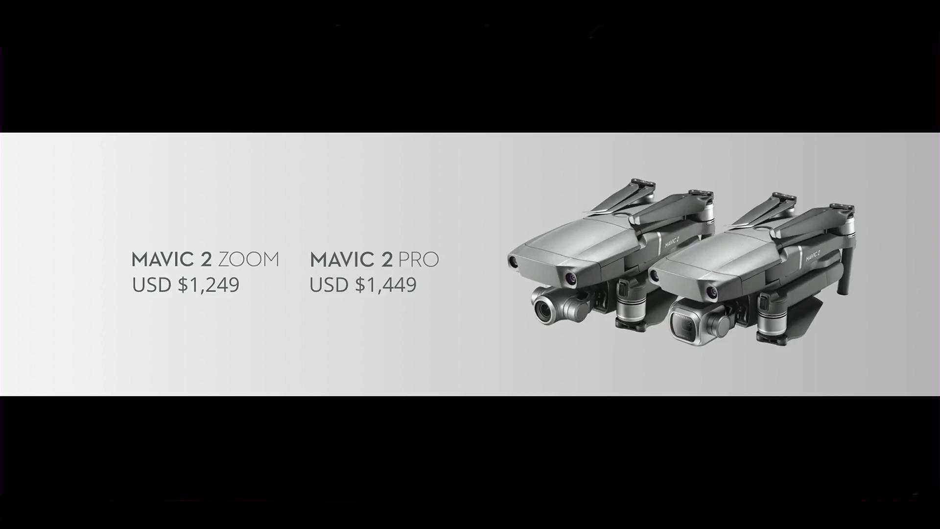 DJI Mavic 2 prezzi