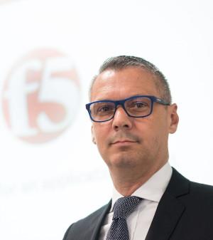 Maurizio Desiderio, F5 Networks
