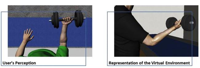 La realtà virtuale aiuta l'esercizio fisico