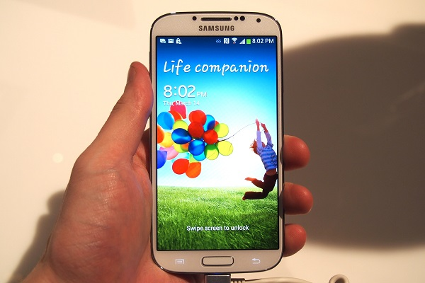 Samsung Galaxy S4 benchmark alterati risposta