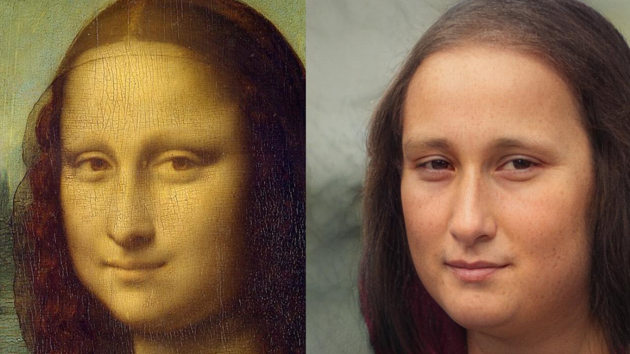 Svelato il vero volto della Gioconda e di altri dipinti famosi grazie all'intelligenza artificiale