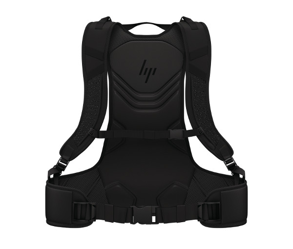 HP VR Backpack_Harness