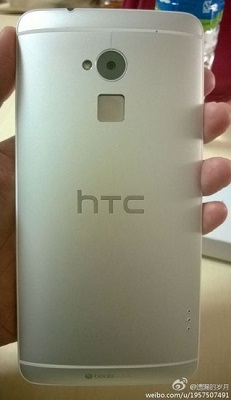 HTC One Max retro