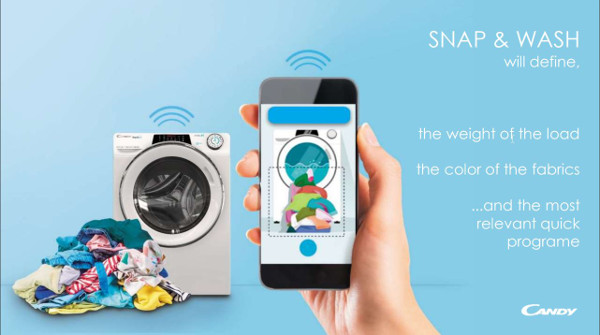 Haier Candy Snap Wash