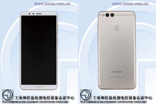 Honor 7X: ufficiale un nuovo smartphone borderless con doppia fotocamera