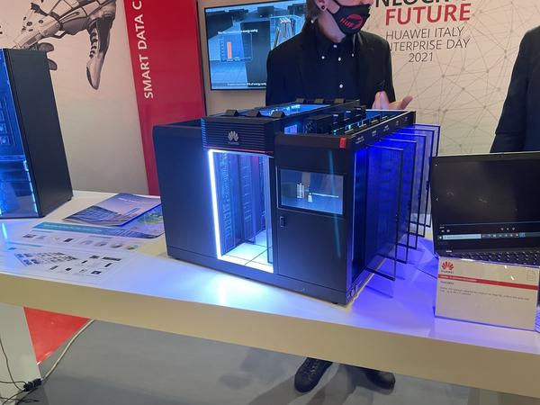 Huawei Enterprise Day 2021 data center