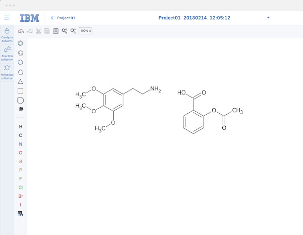 IBM RXN for Chemistry
