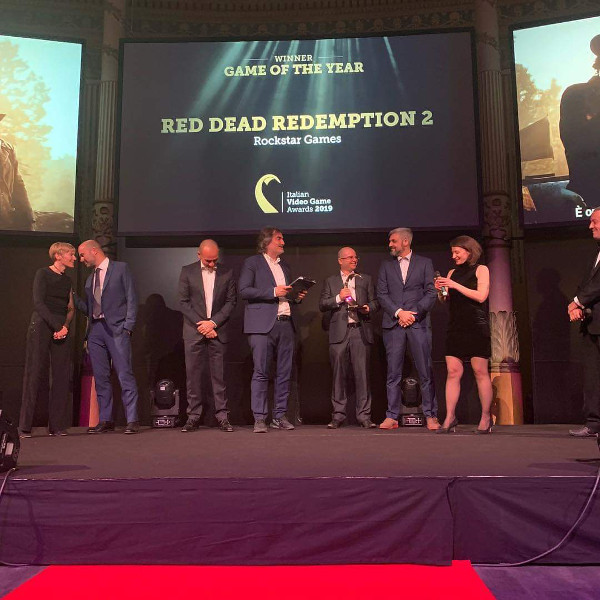 IVGA 2019_Game of the Year_Red Dead Redemption 2
