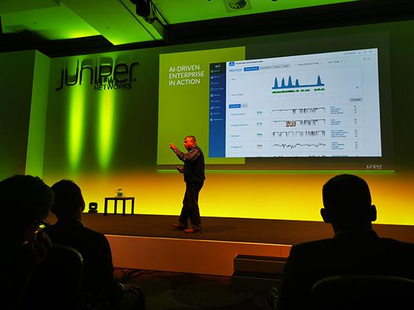 Juniper Networks Hajela