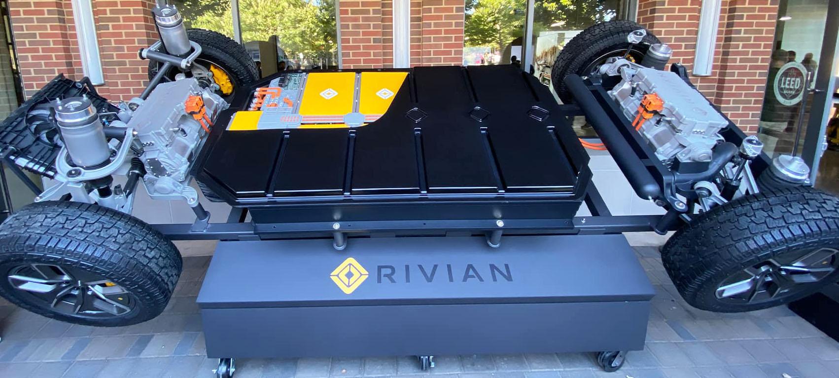 Rivian Battery