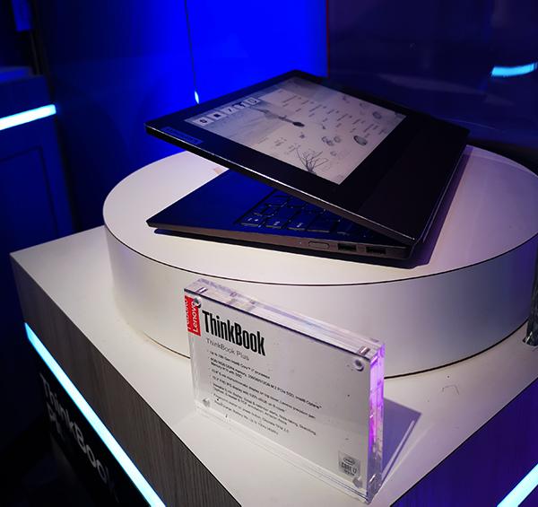 Lenovo Thinkbook Plus CES2020