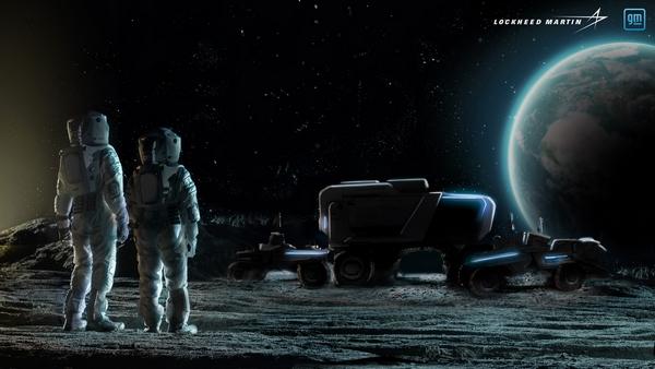 rover lunare artemis