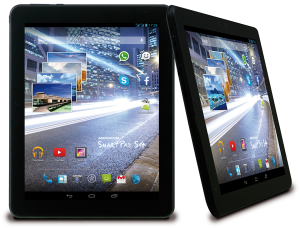 Mediacom presenta i nuovi tablet SmartPad per chi vuole spendere ...