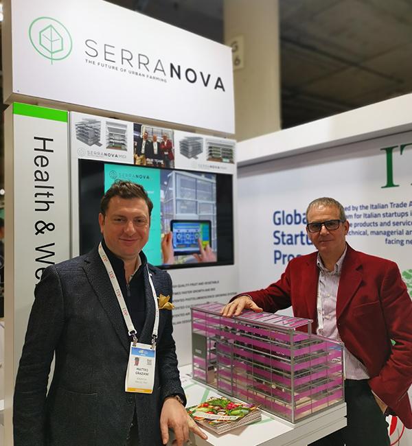Serranova CES2020