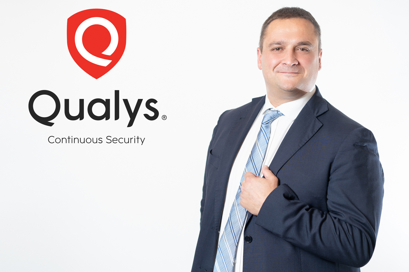 Marco Rottigni, CTSO EMEA di Qualys