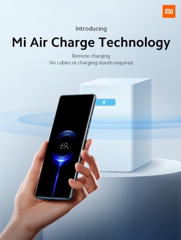 Xiaomi Elimina I Cavi Mi Air Charge Technology Ricarica Gli Smartphone A Distanza Di Qualche Metro Hardware Upgrade