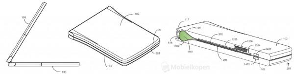 Motorola lavora su uno smartphone ripiegabile