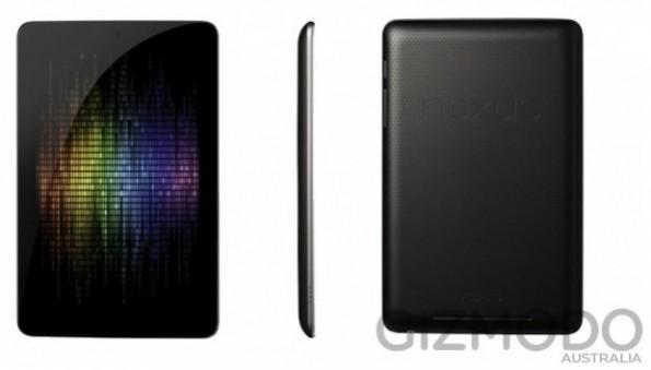 Nexus 7 immagini 595x339 Nexus Tablet, sempre piu vicino