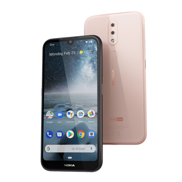 Nokia4.2 Android Enterprise Reccomended