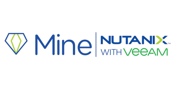Nutanix Mine with Veeam