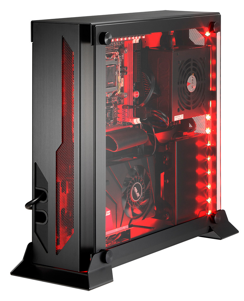 Lian-Li annuncia Serie O: case per PC in vetro temperato da ...