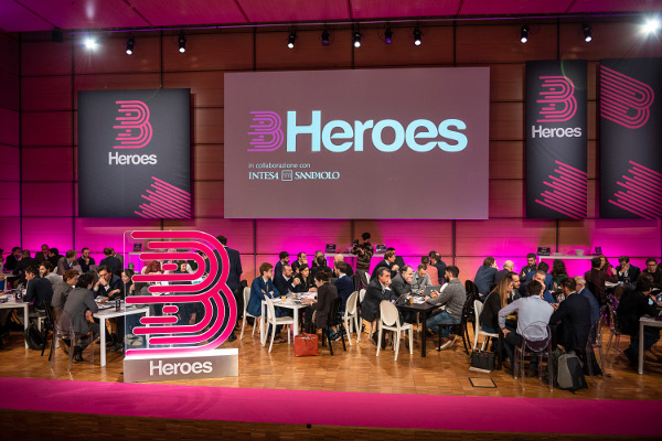 B Heroes selezione 20 startup