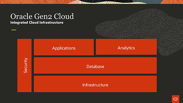 Oracle Cloud Gen2