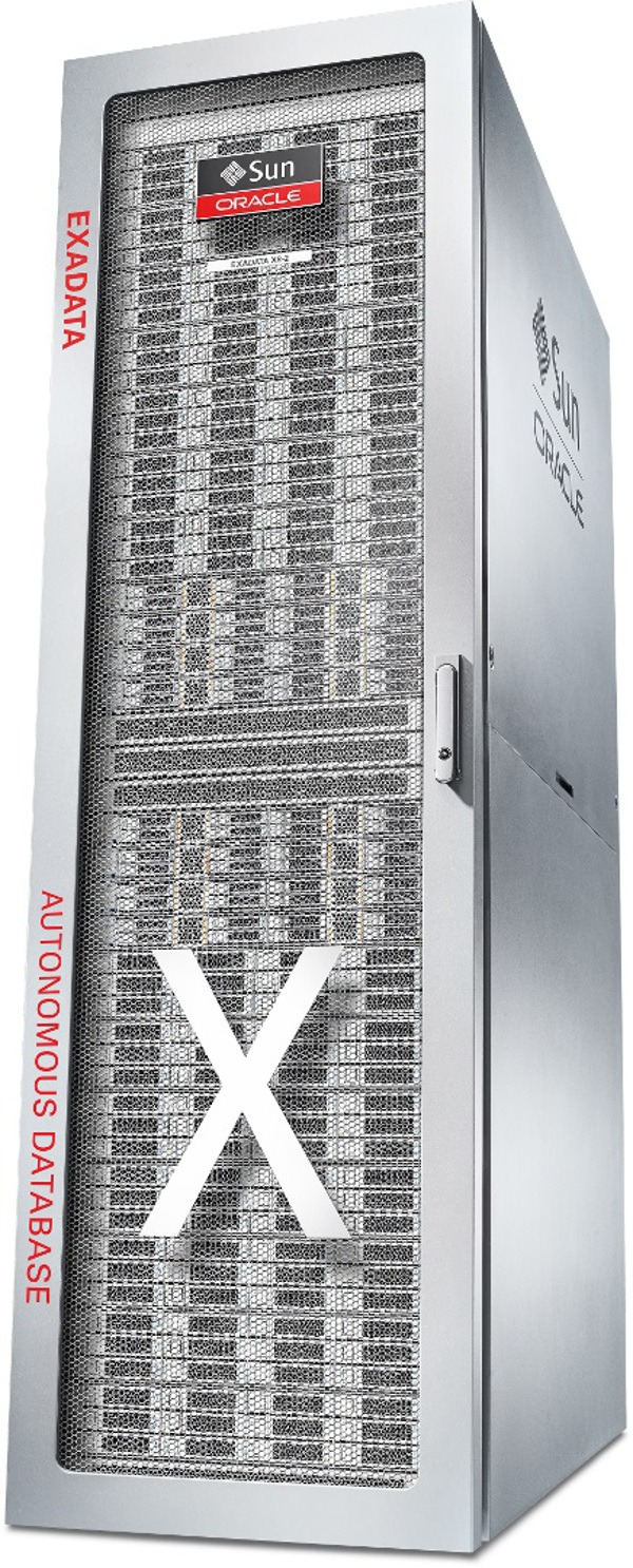 Oracle-Exadata-X8M