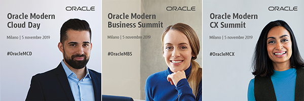 Oracle at MiCo 2019