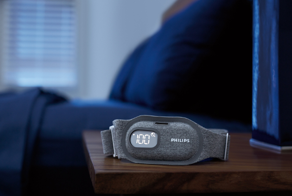 Philips_SmartSleep_Snoring_Relief_Band IFA IDC 2019