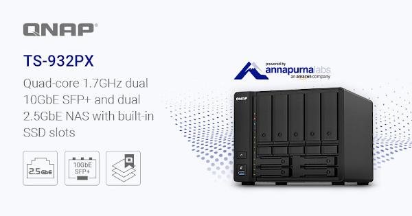 QNAP TS-932PX
