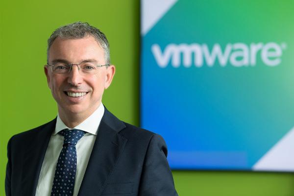 Raffaele Gigantino Country Manager VMware Italia