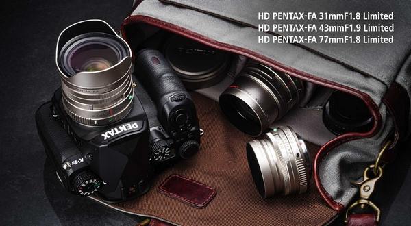 Ricoh HD Pentax-FA Limited