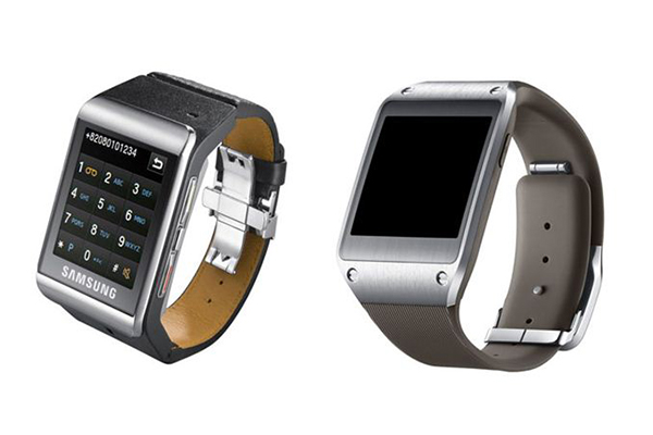 Samsung S9110 vs Galaxy Gear