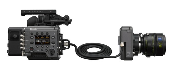 Sony Venice Extention System