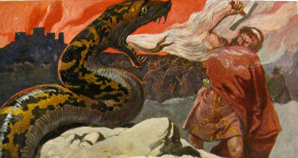 Asnarok, il trojan ispirato alla mitologia nordica