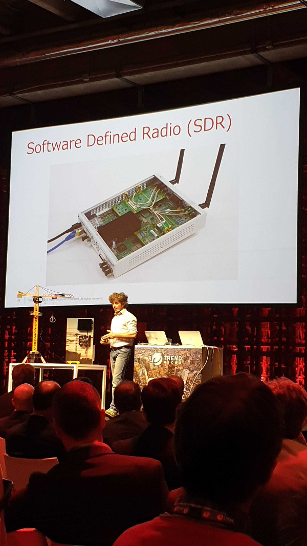 Trend Micro Software Defined Radio